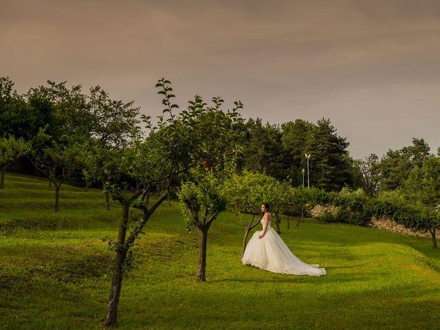 Il matrimonio di Mattia e Jessica a Carnago, Varese 59