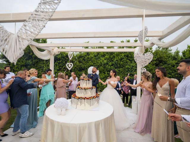 Il matrimonio di Mattia e Jessica a Carnago, Varese 64