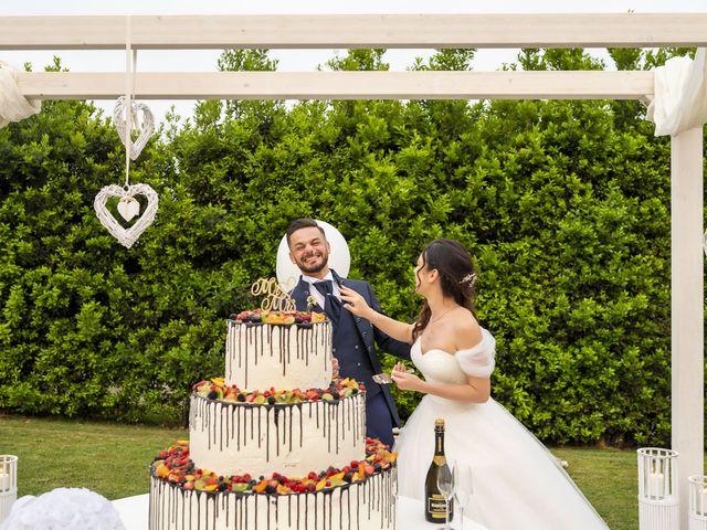 Il matrimonio di Mattia e Jessica a Carnago, Varese 65