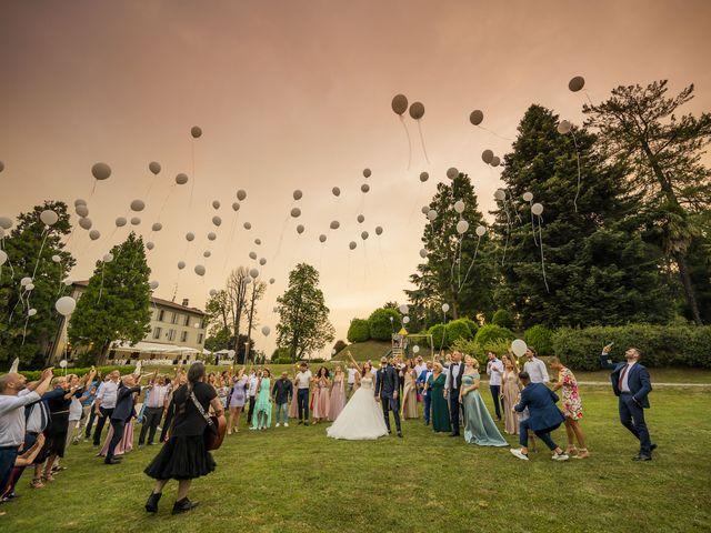 Il matrimonio di Mattia e Jessica a Carnago, Varese 68