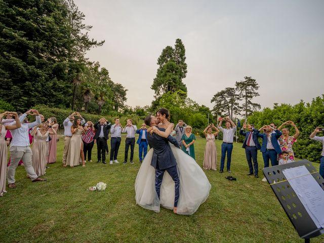 Il matrimonio di Mattia e Jessica a Carnago, Varese 69