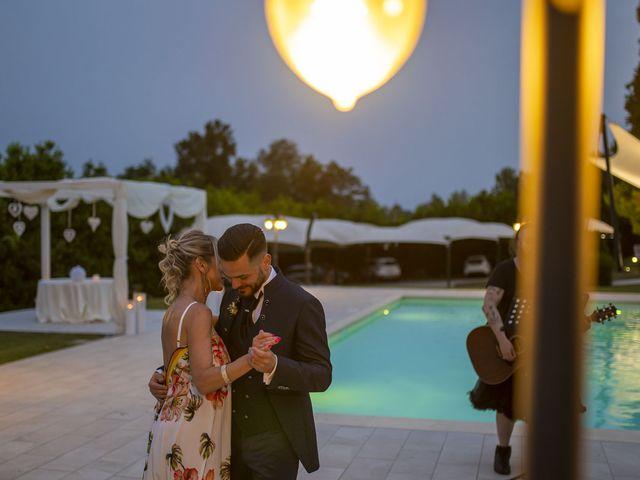 Il matrimonio di Mattia e Jessica a Carnago, Varese 70