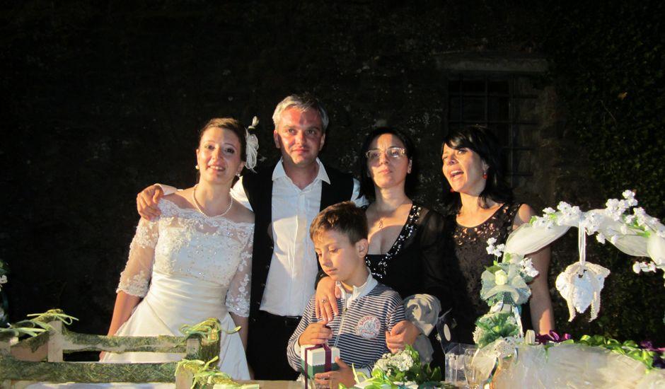 Il matrimonio di Joselia e Nicola a Firenze, Firenze