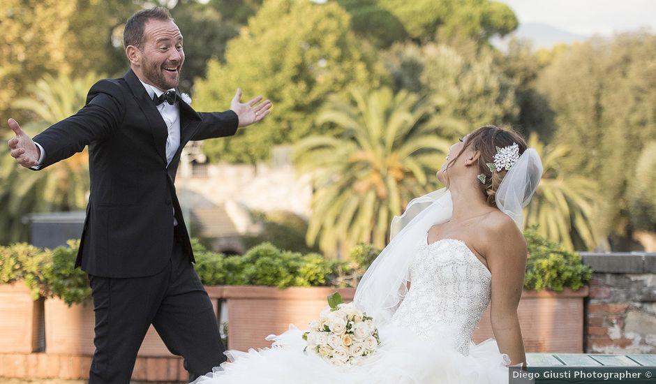 Il matrimonio di Simone e Rosi a Pisa, Pisa