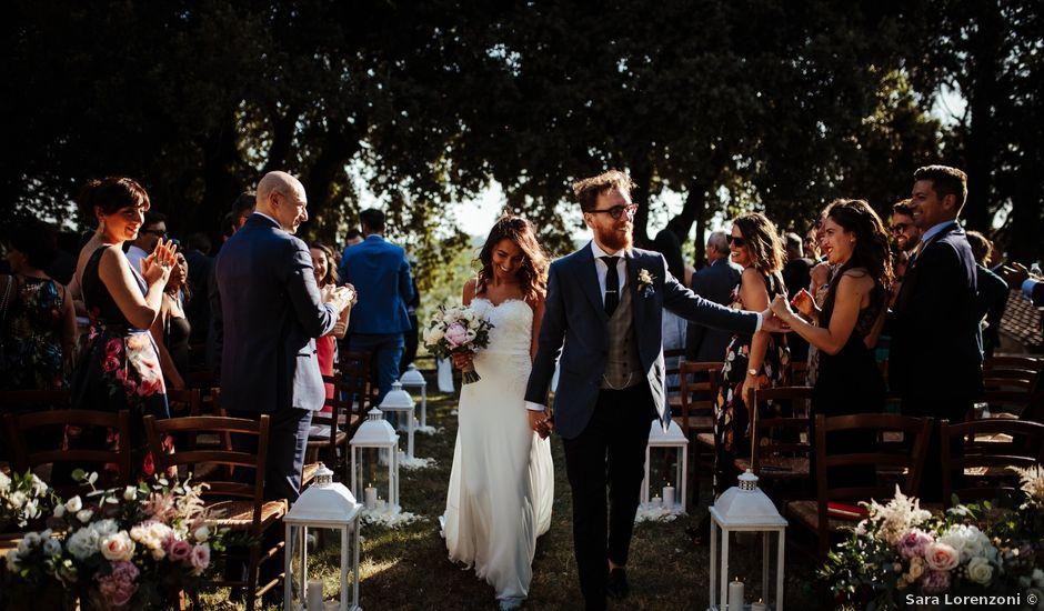 Il matrimonio di Marco e Francesca a Arezzo, Arezzo