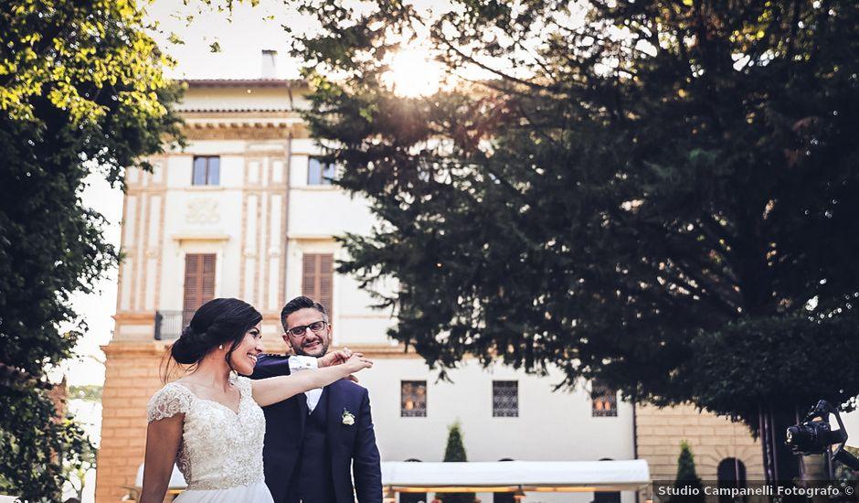 Il matrimonio di Roberto e Elisa a Ascoli Piceno, Ascoli Piceno