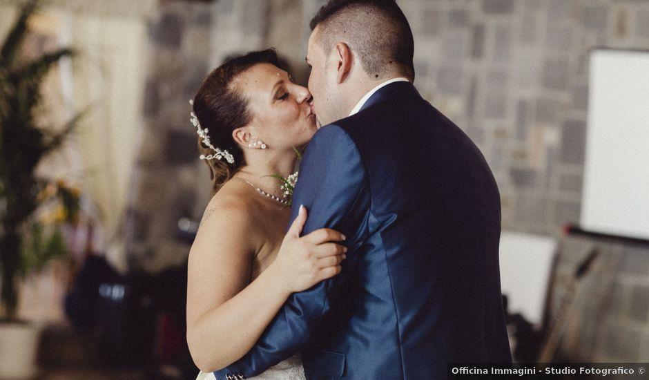 Il matrimonio di Antonio e Nadia a Liberi, Caserta