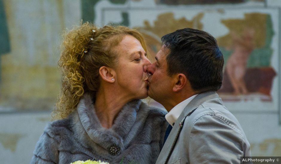 Il matrimonio di Valter e Marilena a Conegliano, Treviso