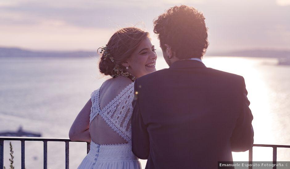 Il matrimonio di Antonio e Monica a Napoli, Napoli