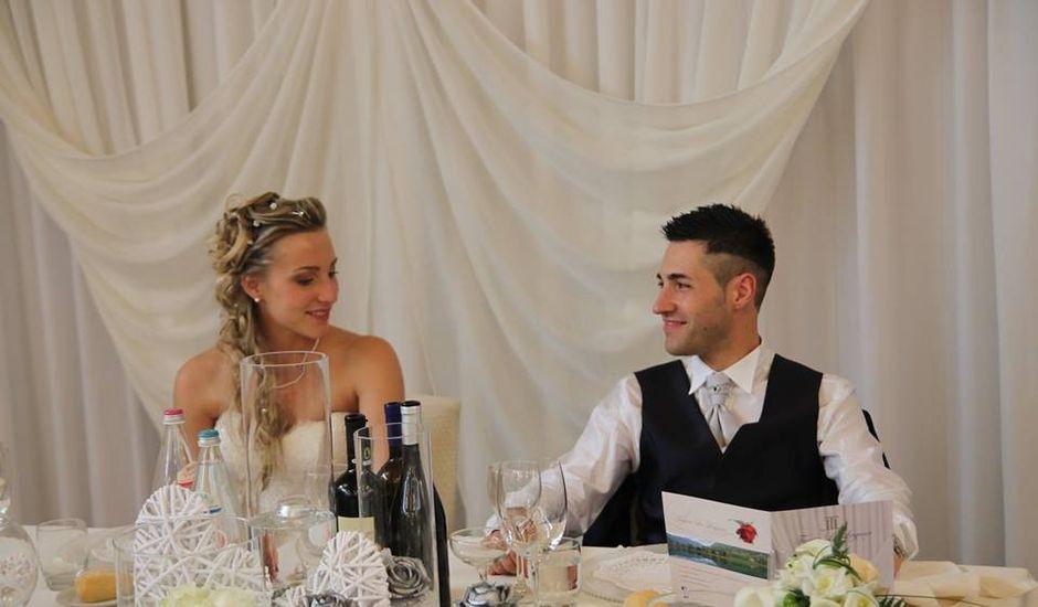 Il matrimonio di Sara e Roberto a Algua, Bergamo