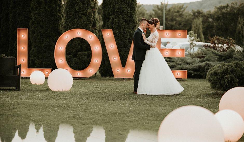 Il matrimonio di Alex  e Andreea Melania a Arezzo, Arezzo