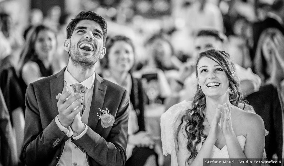 Il matrimonio di Simone e Jessica a Gaggiano, Milano