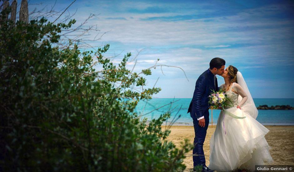 Il matrimonio di Mattia e Noemi a Pescara, Pescara