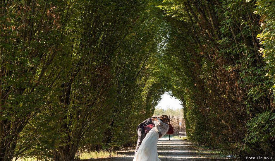 Il matrimonio di Barbara e Denis a Pavia, Pavia