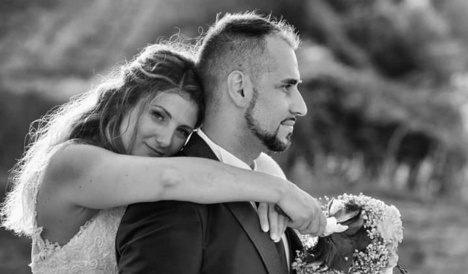 Il matrimonio di Santino e Carmen a Chiaravalle, Ancona