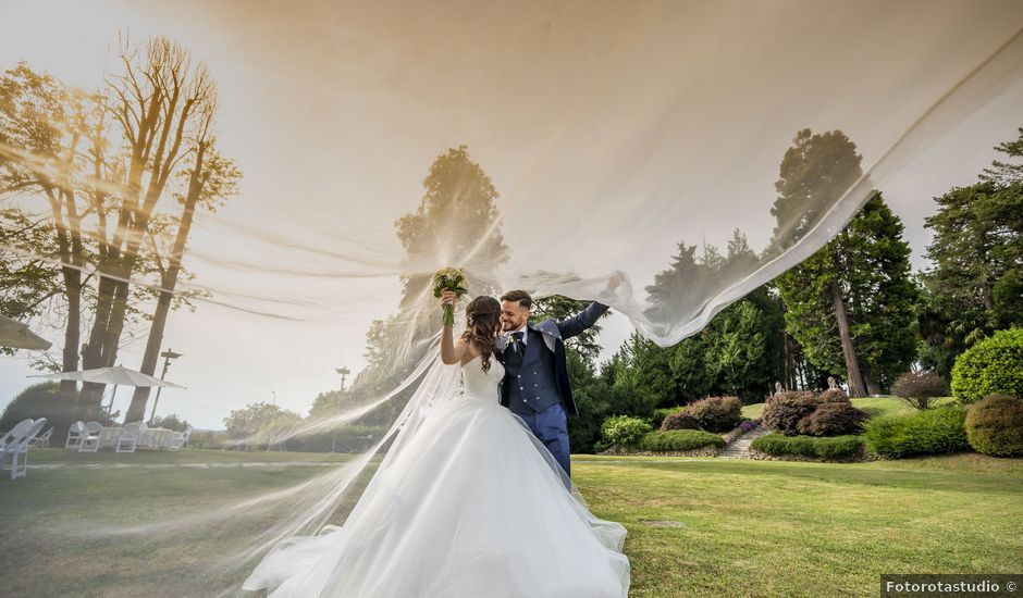 Il matrimonio di Mattia e Jessica a Carnago, Varese