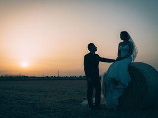 Le nozze di Luana e Antonino