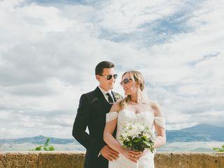 Le nozze di Amelia e Jason