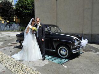 Le nozze di Roberta e Davide