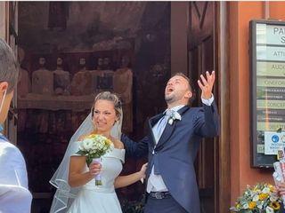 Le nozze di Giulia  e Damiano  2