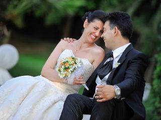 Le nozze di Barbara e Andrea