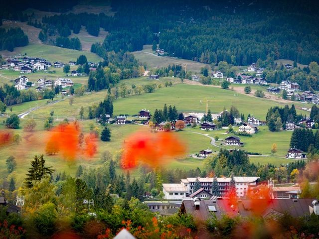 Il matrimonio di Nico e Phebe a Cortina d'Ampezzo, Belluno 42