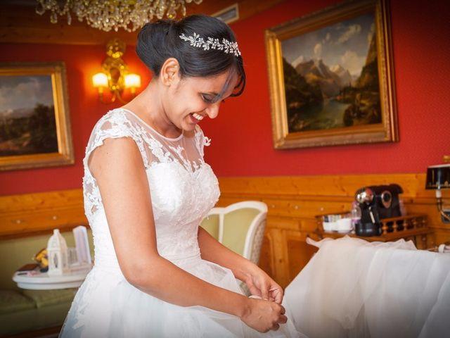 Il matrimonio di Nico e Phebe a Cortina d'Ampezzo, Belluno 45