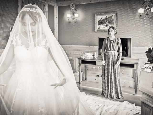Il matrimonio di Nico e Phebe a Cortina d'Ampezzo, Belluno 51