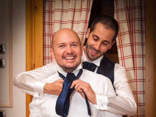 Il matrimonio di Nico e Phebe a Cortina d'Ampezzo, Belluno 60