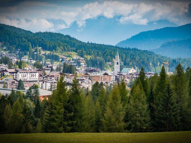 Il matrimonio di Nico e Phebe a Cortina d'Ampezzo, Belluno 69