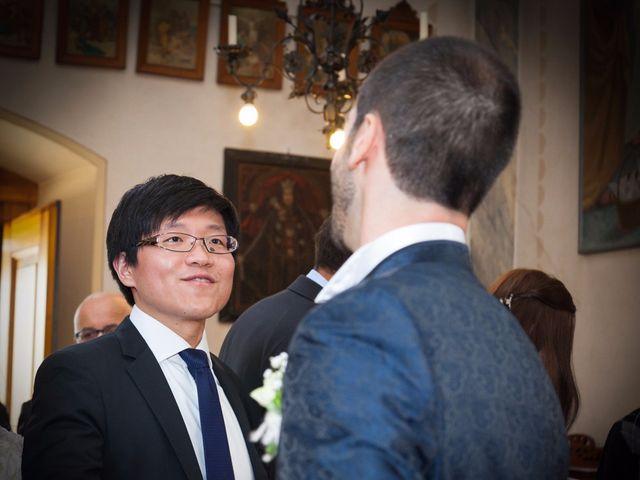 Il matrimonio di Nico e Phebe a Cortina d'Ampezzo, Belluno 71