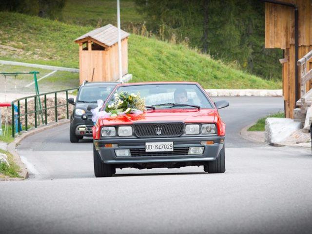 Il matrimonio di Nico e Phebe a Cortina d'Ampezzo, Belluno 77