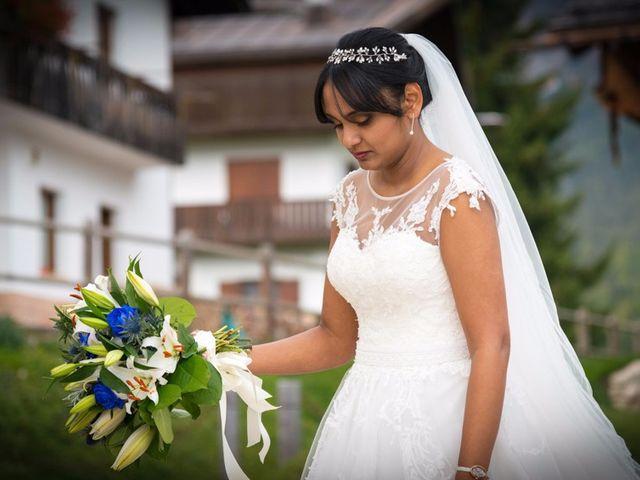 Il matrimonio di Nico e Phebe a Cortina d'Ampezzo, Belluno 79