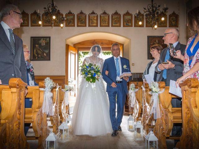 Il matrimonio di Nico e Phebe a Cortina d'Ampezzo, Belluno 83