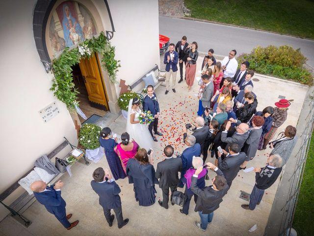 Il matrimonio di Nico e Phebe a Cortina d'Ampezzo, Belluno 107