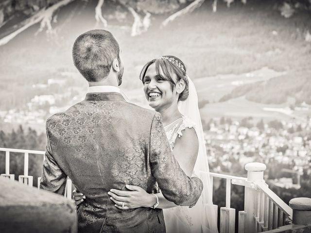 Il matrimonio di Nico e Phebe a Cortina d'Ampezzo, Belluno 113