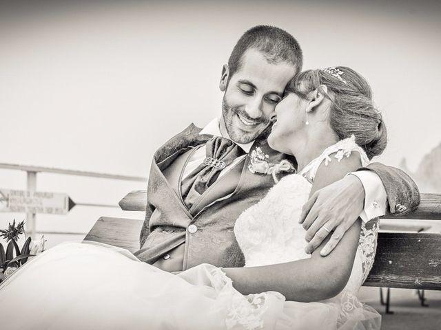 Il matrimonio di Nico e Phebe a Cortina d'Ampezzo, Belluno 128