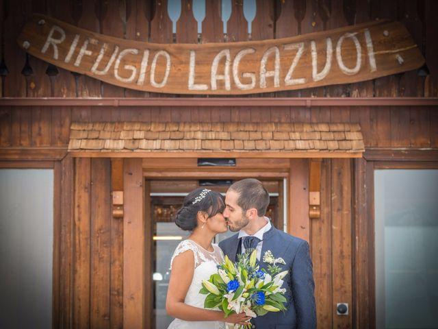 Il matrimonio di Nico e Phebe a Cortina d'Ampezzo, Belluno 131