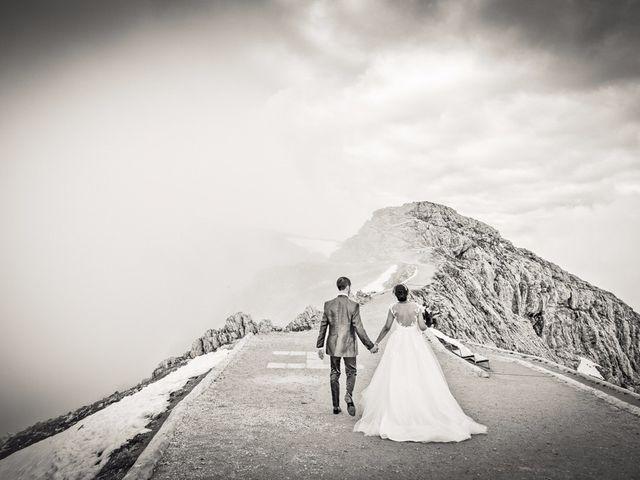 Il matrimonio di Nico e Phebe a Cortina d'Ampezzo, Belluno 133