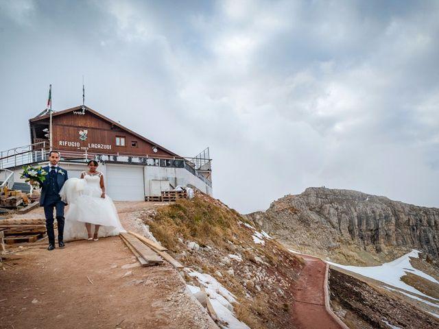 Il matrimonio di Nico e Phebe a Cortina d'Ampezzo, Belluno 136