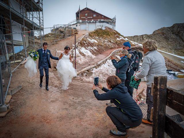 Il matrimonio di Nico e Phebe a Cortina d'Ampezzo, Belluno 137