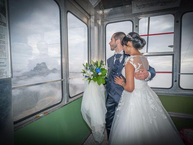 Il matrimonio di Nico e Phebe a Cortina d'Ampezzo, Belluno 141