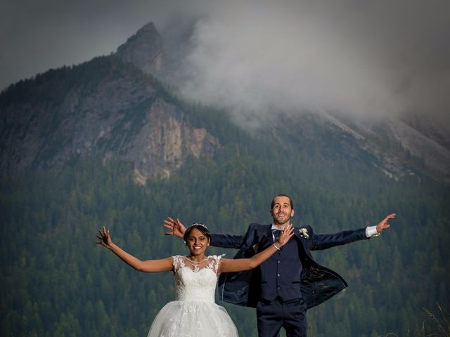 Il matrimonio di Nico e Phebe a Cortina d'Ampezzo, Belluno 145