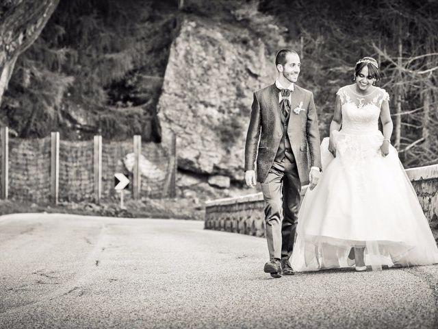 Il matrimonio di Nico e Phebe a Cortina d'Ampezzo, Belluno 149