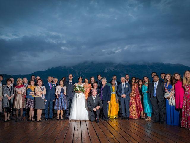 Il matrimonio di Nico e Phebe a Cortina d'Ampezzo, Belluno 169