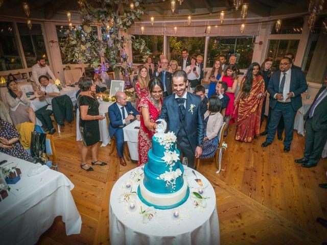 Il matrimonio di Nico e Phebe a Cortina d'Ampezzo, Belluno 205
