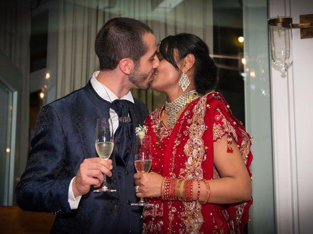 Il matrimonio di Nico e Phebe a Cortina d'Ampezzo, Belluno 207