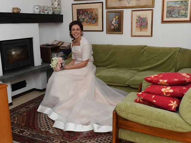 Il matrimonio di Tommaso e Chiara a Laveno-Mombello, Varese 1