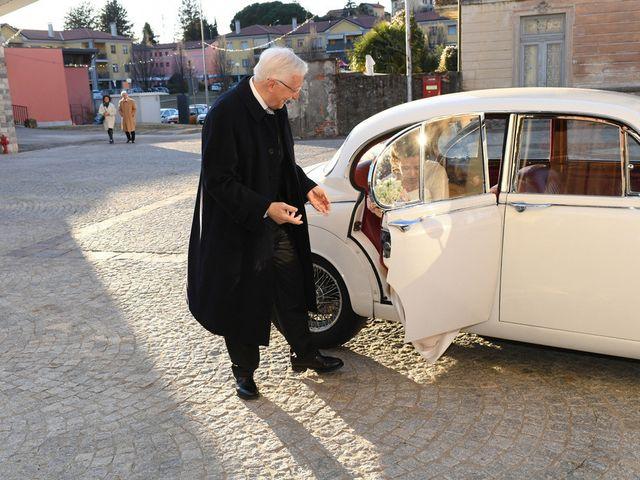 Il matrimonio di Tommaso e Chiara a Laveno-Mombello, Varese 3