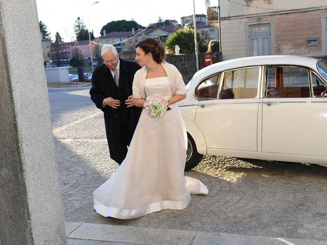 Il matrimonio di Tommaso e Chiara a Laveno-Mombello, Varese 4
